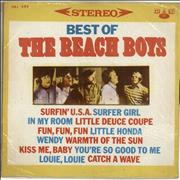 Click here for more info about 'Best Of The Beach Boys'