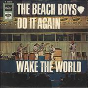 Click here for more info about 'The Beach Boys - Do It Again + Sleeve - VG/EX'