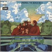 Click here for more info about 'The Beach Boys - Friends - 1st'