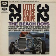 Click here for more info about 'The Beach Boys - Little Deuce Coupe'