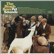 Click here for more info about 'The Beach Boys - Pet Sounds - 180gm Vinyl'