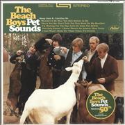 Click here for more info about 'The Beach Boys - Pet Sounds - 180gm'