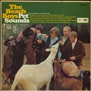 Click here for more info about 'The Beach Boys - Pet Sounds - 1st - VG'