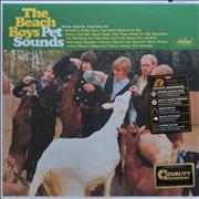 Click here for more info about 'The Beach Boys - Pet Sounds - Mono - 180g - Sealed'