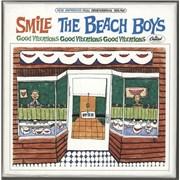 The Beach Boys Smile Sessions - Box UK 2-CD album set