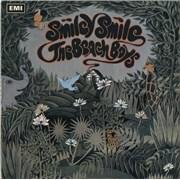 The Beach Boys Smiley Smile - woc UK vinyl LP