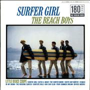 Click here for more info about 'The Beach Boys - Surfer Girl - 180gm'