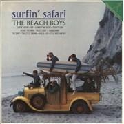Click here for more info about 'The Beach Boys - Surfin' Safari - Purple Label'
