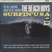 Click here for more info about 'The Beach Boys - Surfin' U.S.A. - 1st - woc'