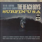 Click here for more info about 'The Beach Boys - Surfin' USA - EX/VG'