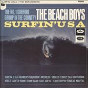 Click here for more info about 'The Beach Boys - Surfin' USA'