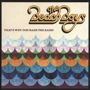 Click here for more info about 'The Beach Boys - That's Why God Made The Radio'