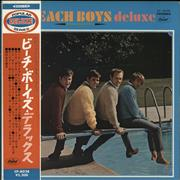 Click here for more info about 'The Beach Boys - The Beach Boys Deluxe'