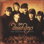 Click here for more info about 'The Beach Boys - The Beach Boys With The Royal Philharmonic Orchestra - Orange Vinyl'