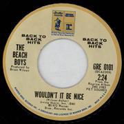 Click here for more info about 'The Beach Boys - Wouldn't It Be Nice'