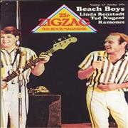 Click here for more info about 'The Beach Boys - Zig Zag #65'