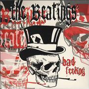 The Beatings Bad Feeling UK CD single