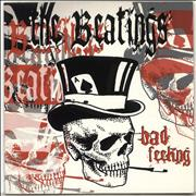 "The Beatings Bad Feeling UK 7"" vinyl"