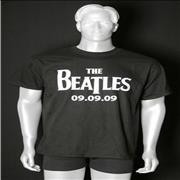 Click here for more info about 'The Beatles - 09.09.09 T-Shirt - Large'
