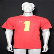 Click here for more info about 'The Beatles - 1 - Red T-shirt - large'