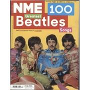 The Beatles 100 Greatest Beatles Songs UK magazine