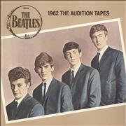 The Beatles 1962 The Audition Tapes UK vinyl LP