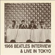 Click here for more info about 'The Beatles - 1966 Beatles Interview & Live In Tokyo'