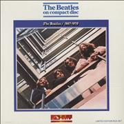 Click here for more info about 'The Beatles - 1967-1970 [Blue Album]'