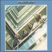 The Beatles 1967-1970 [The Blue Album] USA 2-CD album set