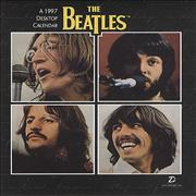 Click here for more info about 'The Beatles - 1997 Desktop Calendar'