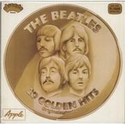 The Beatles 20 Golden Hits - 1st - EX Germany vinyl LP