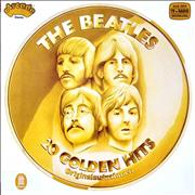 Click here for more info about 'The Beatles - 20 Golden Hits - Odeon Label'
