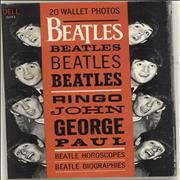 Click here for more info about 'The Beatles - 20 Wallet Photos'