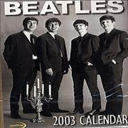 Click here for more info about 'The Beatles - 2003 Calendar'