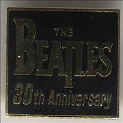 Click here for more info about 'The Beatles - 30th Anniversary - Lapel Badge'