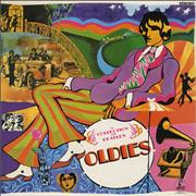 The Beatles A Collection Of Beatles Oldies - 1st - PP UK vinyl LP