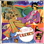 Click here for more info about 'The Beatles - A Collection Of Beatles Oldies - One Box - EX'