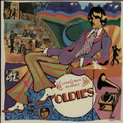 The Beatles A Collection Of Beatles Oldies - 2 Box - EX UK vinyl LP