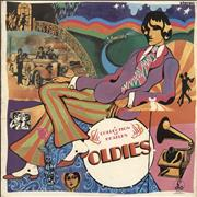 The Beatles A Collection Of Beatles Oldies - 2 Box - F/B UK vinyl LP