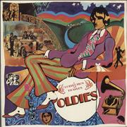 The Beatles A Collection Of Beatles Oldies Greece vinyl LP