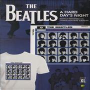 Click here for more info about 'The Beatles - A Hard Day's Night + T-Shirt'