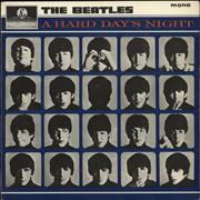 Click here for more info about 'A Hard Day's Night - 1st - EJD - EX'