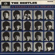 The Beatles A Hard Day's Night - 1st - EJD - VG UK vinyl LP