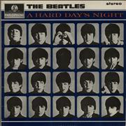 Click here for more info about 'A Hard Day's Night - 1st - EX'