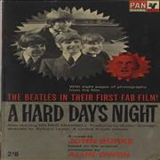 Click here for more info about 'The Beatles - A Hard Days Night - 1st Edition'