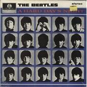 The Beatles A Hard Day's Night - 80s - Sealed UK vinyl LP