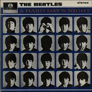 The Beatles A Hard Day's Night - All Rights UK vinyl LP