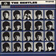 The Beatles A Hard Day's Night - DMM UK vinyl LP