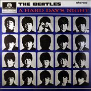 The Beatles A Hard Day's Night - DMM UK vinyl LP