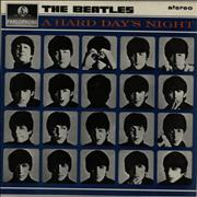 Click here for more info about 'The Beatles - A Hard Day's Night - EMI - Fr Lam - EX'